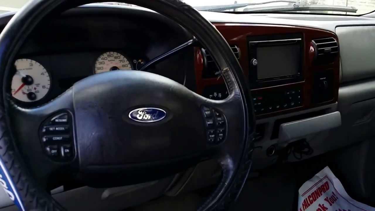 2007 Ford F-350 Lariat Super Duty Power Stroke 4x4 Dually - YouTube
