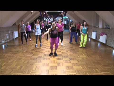 Zaleilah-Mandinga (dance with Marta)