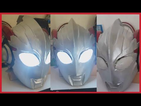 Ultraman X helmet