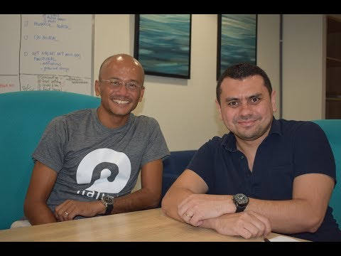 Conversation with Azran Osman-Rani, CEO and Co-Founder of naluri.life