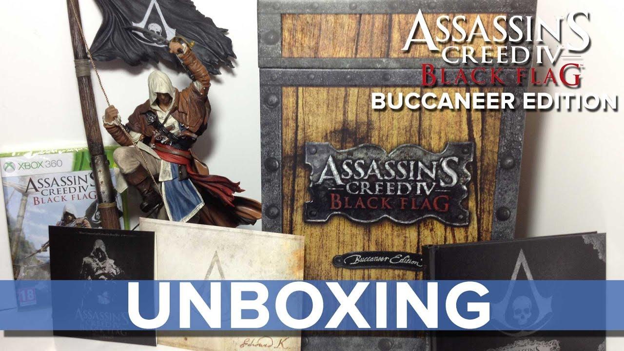 Assassin's Creed 4: Black Flag - Buccaneer Edition ...