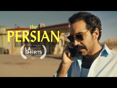 The Persian - A Darkly Comic Short Film (there's a bit halfway throughout credits ;)
