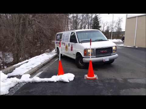 Drive On Time Driving School 15 Passenger Van Parking