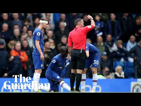 Maurizio Sarri admits he 'made a mistake' not resting N'Golo Kanté against Watford