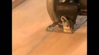 How To Build A Gazebo - 2.cutting Plywood For The Gazebo