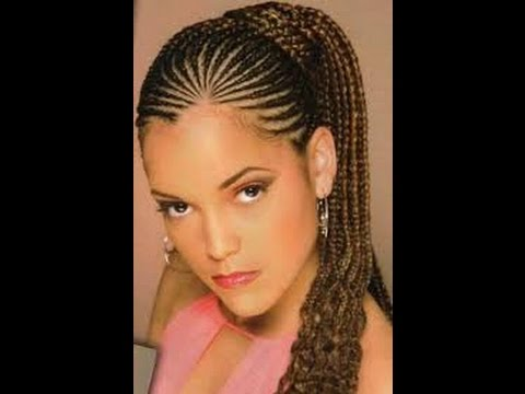 cornrow hairstyles black