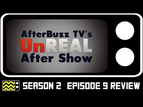 UnREAL Season 2 Episode 9  w Genevieve Buechner  AfterBuzz TV