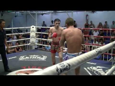 Craig Sumalee Boxing Gym VS Juan Mario Kaewsamrit, Bangla Boxing Stadium, 17th May 2013.