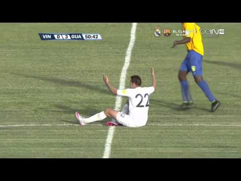 Saint Vincent and the Grenadines - Guatemala 2nd
