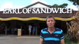 Earl Of Sandwich Review - Downtown Disney In Orlando, Florida