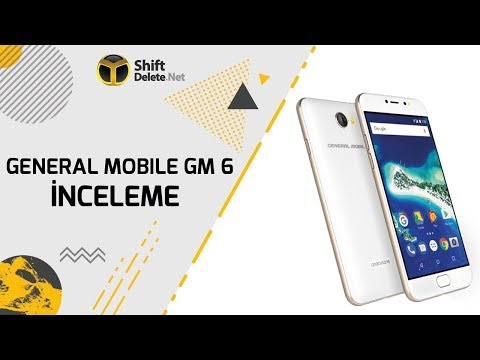 General Mobile GM 6 inceleme - Android One