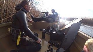 Столько рыбы я еще не видел Подводная Охота 2020 ПАТАГОНИЯ Астрахань Нижняя Волга Сом Сазан