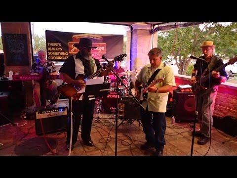 Rhythm & Blues Express Band JOES GARAGE AUG 8, 2015 Clip 1
