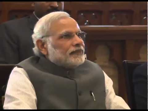 PM Modi meets Bombay High Court judges