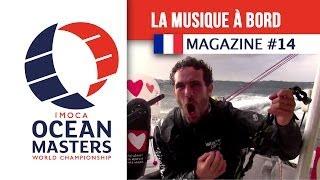 La musique à bord des Imoca 60 | IMOCA Ocean Masters - Magazine #14