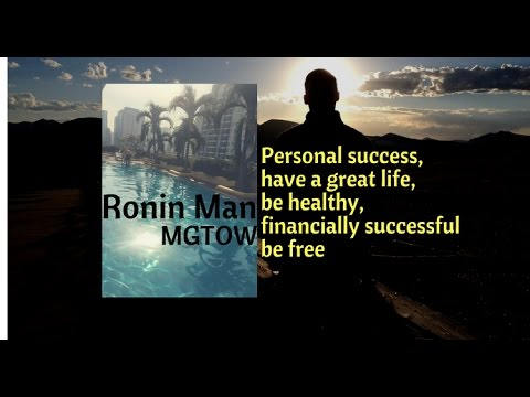Personal Success, Health, Freedom and Being a MGTOW Manwhore
