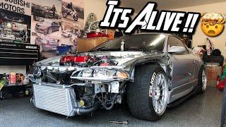 1999 Mitsubishi Eclipse GSX COMES BACK TO LIFE !! Ep.27