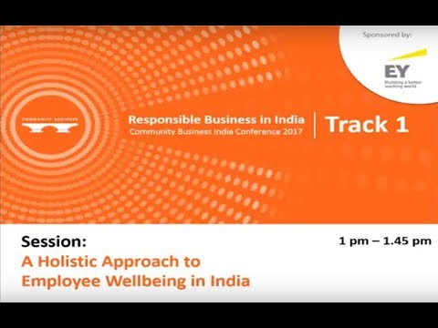 A Holistic Approach to Employee Wellbeing in India