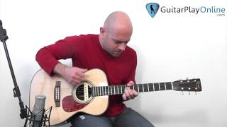 Something (Beatles) - Acoustic Guitar Solo Cover (Violão Fingerstyle) - (Violão Fingerstyle)