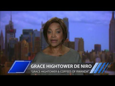 Grace Hightower De Niro joins Larry King on PoliticKING  Larry King Now  Ora.TV