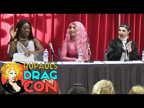 Social Media Stars with Miles Jai, Nikita Dragun, and more RuPaul's DragCon LA 2017