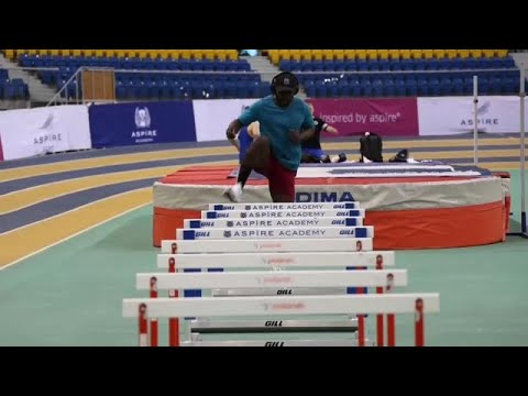 Tokyo Olympics: Refugee team holds final preps in Qatar