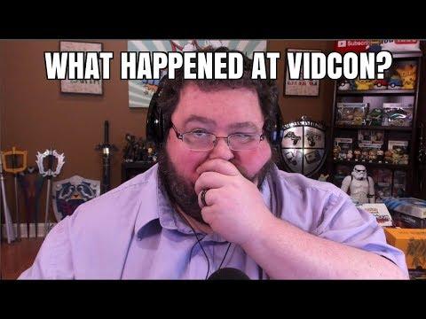 What Happened At Vidcon?  I Met Anita Sarkeesian