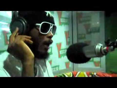 IWAN - Interview on YFM