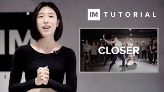 Closer - The Chainsmokers ft. Halsey (KHS Cover) / 1MILLION Dance Tutorial