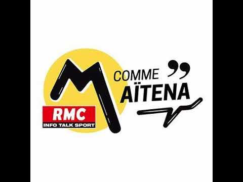 Emission radio M comme Maitena sur RMC