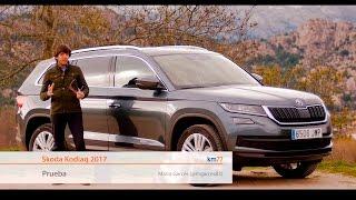 Škoda kodiaq 2017 - Prueba (test) | km77.com