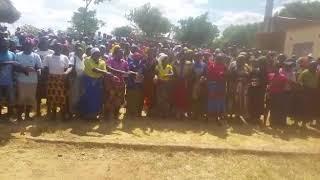 Dr Joice Mujuru rally
