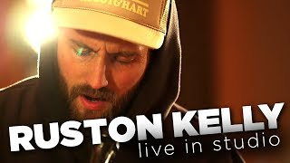 Ruston Kelly — Live in Studio