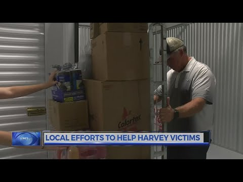 New Bern business to take truck with Harvey donations to Texas