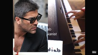 albi w shu badi ello (piano) - wael kfoury - قلبي و شو بدي قلو (بيانو) - وائل كفوري