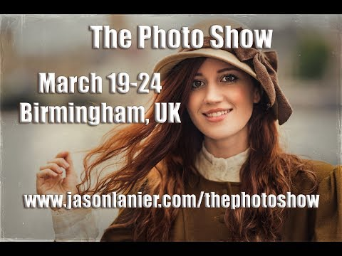 Coming to THE PHOTO SHOW Convention!!!  Birmingham, United Kingdom- Photo Walk, 4 Day Bootcamp