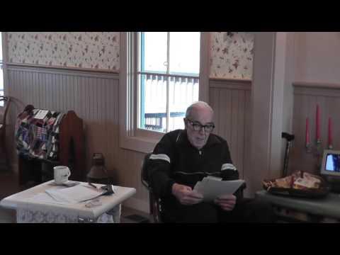 Gene Paleno Lake County CA Living History