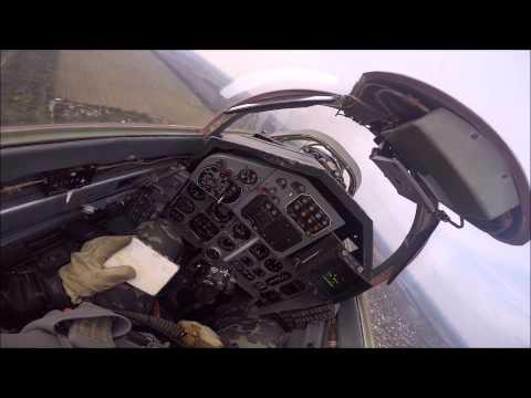 Полет глазами летчика истребителя