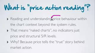 Course of Price Action  1  What is Price Action