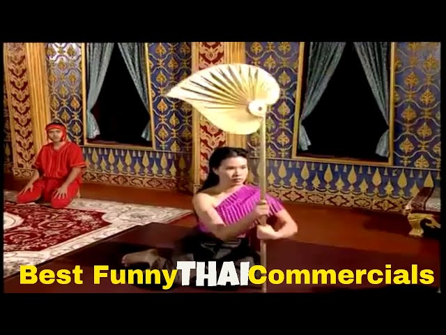 Funny Thai video commercials: How to keep cool in Thailand [part 1]