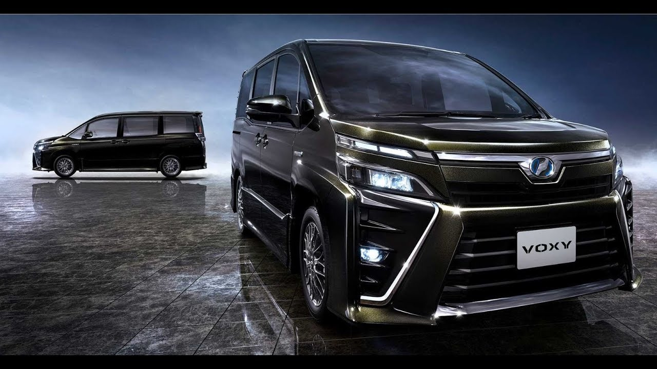 Toyota Noah 2021 - Car Wallpaper