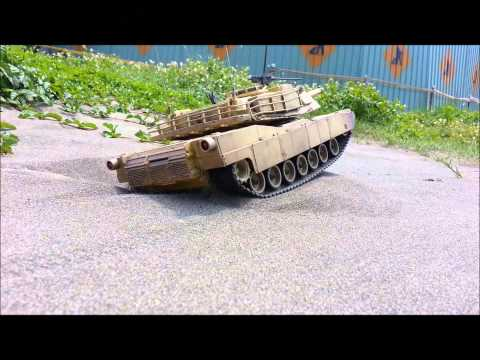 1/24 Vs Tank M1a2