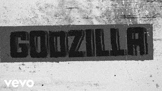 Eminem - Godzilla Lyric ft. Juice WRLD