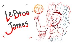 LeBron James - Draw My Life