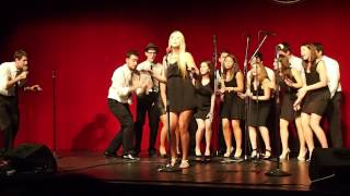 """I Knew You Were Trouble"" A Cappella- The Bostonians of Boston College"