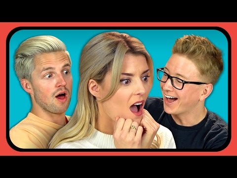 YouTubers React to Carly Fleischmann (Speechless YouTube Channel)