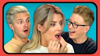 YouTubers React to Carly Fleischmann (Speechless YouTube Channel) thumbnail