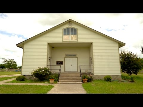 Eerie Remains Of The Branch Davidian Compound - Waco, TX - David Koresh