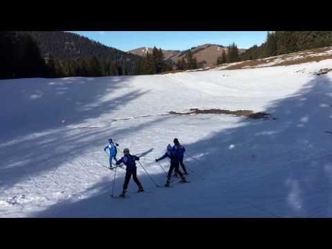 Camp d'hiver 2016 aux Mosses
