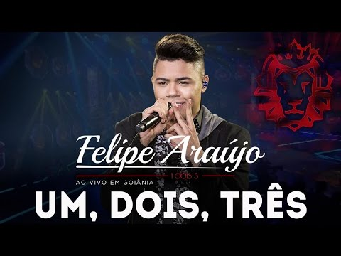 Felipe Araújo - 123  DVD 1dois3